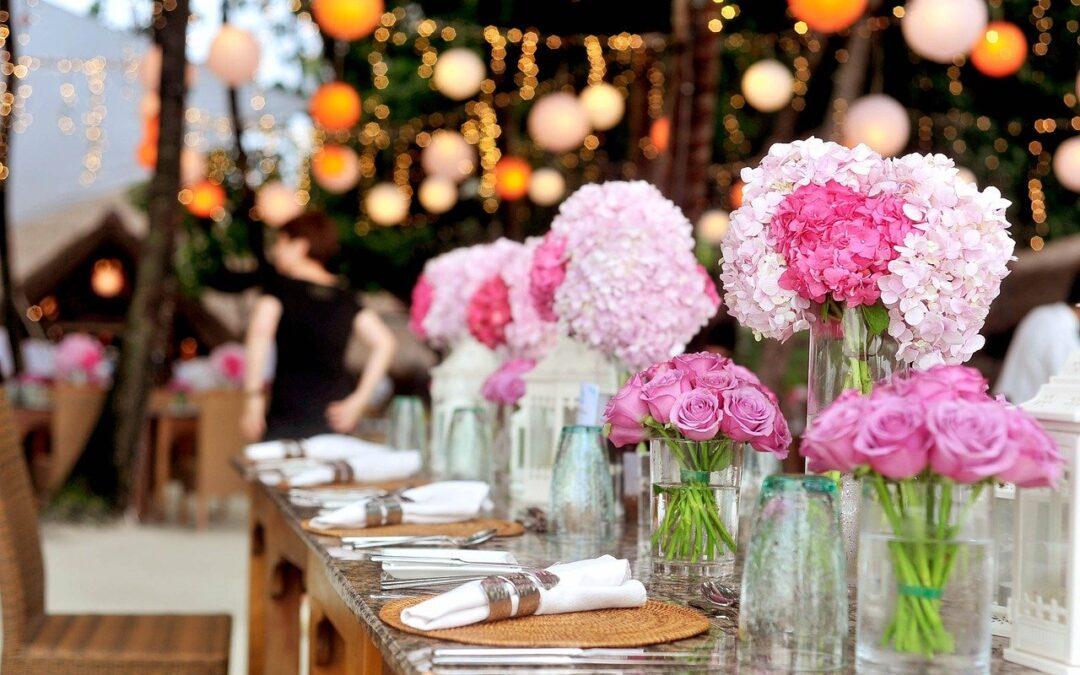 Choisir sa décoration de mariage pour une réception unique et inoubliable